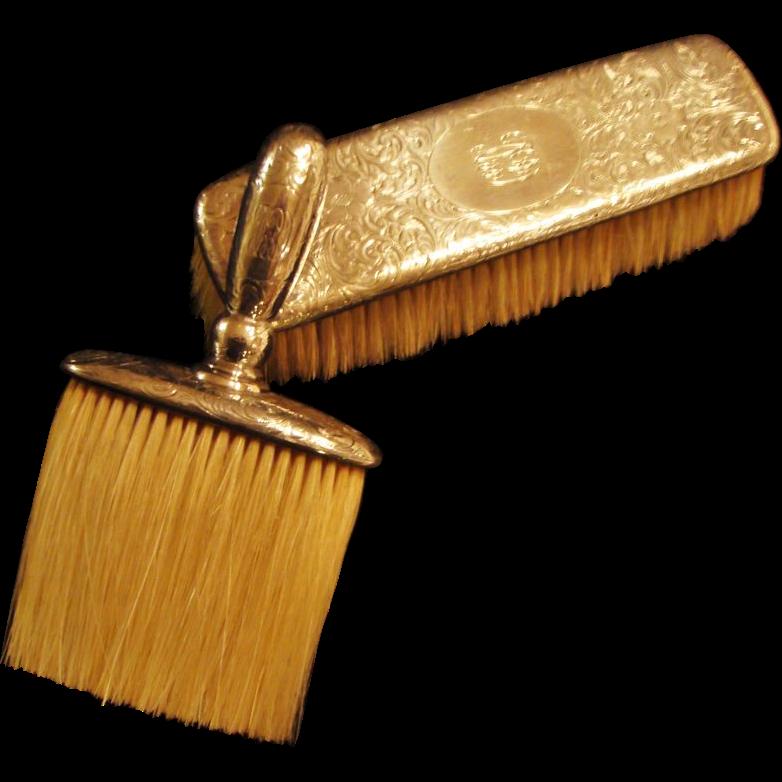 *Circa 1907: Tiffany Sterling Grooming Set