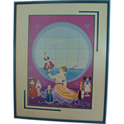 """1979: """" Les Poupees Russes"""" By Erte', a Doll Lovers Delight!"""