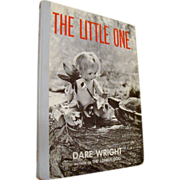 "1959 First Edition: "" The Little One "" by Dare Wright"