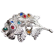 Collectible Little Nemo Filigree Brooch