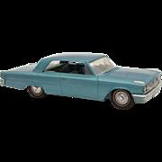 1963 Ford Galaxie 500XL Hardtop Dealer Promotional Model Car Showroom Promo Car