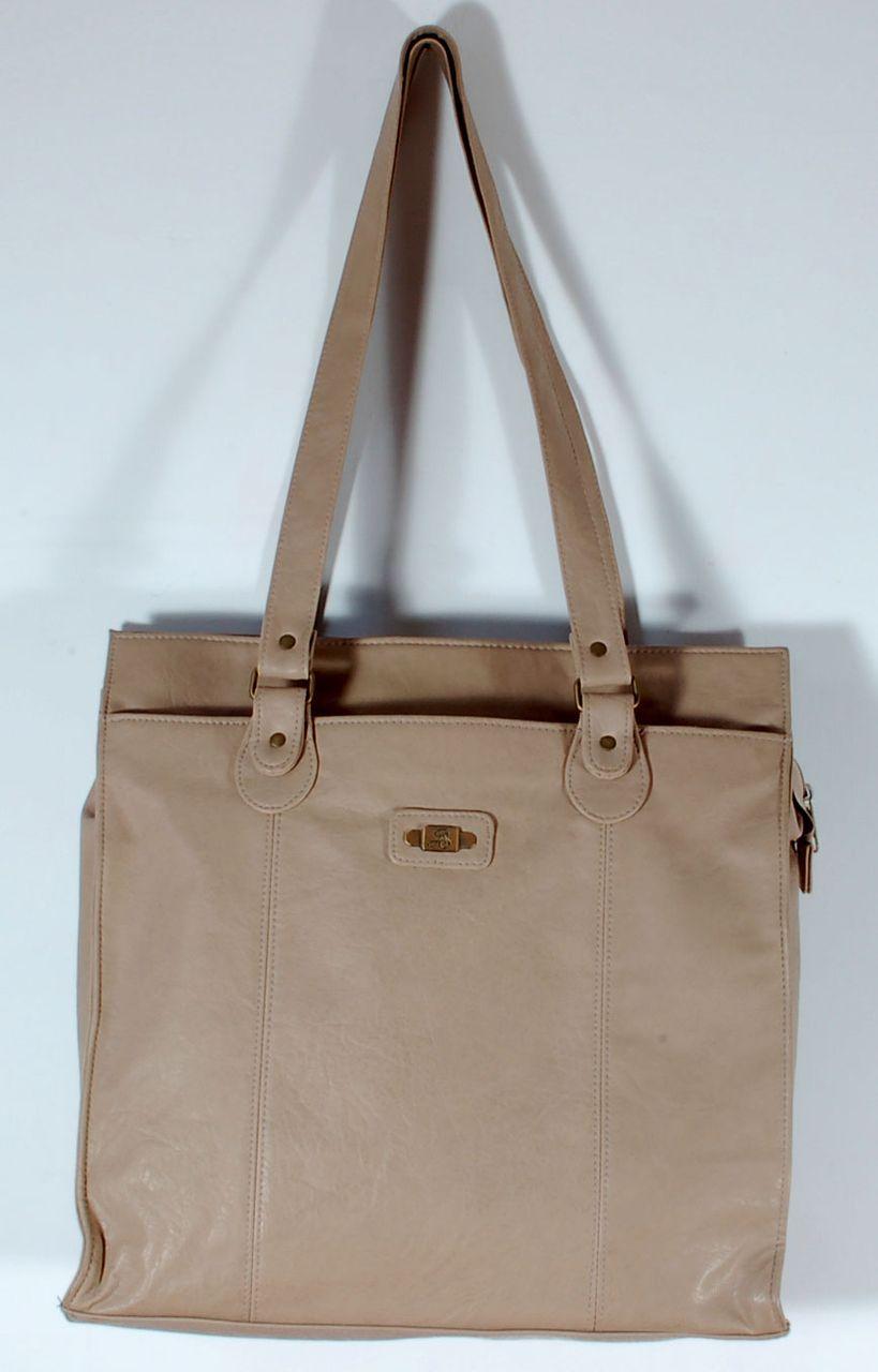 Vintage Jaclyn Smith Shoulder Handbag Tote Shopper Purse