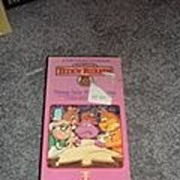 "MIB Video Cassette called ""Tweeg Gets the Tweezels"""