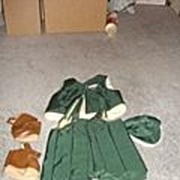 Teddy Ruxpin Hiking Outfit all Original