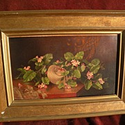 MARTIN JOHNSON HEADE (1819-1904) original 1870 Prang chromolithograph print