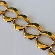 Wonderful Large Vintage Napier Bracelet
