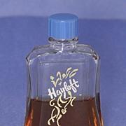 "Circa 1930's, American, UNOPENED, ""Hayloft"" Art Deco Style, Mini, Commercial Perfume Bottle"