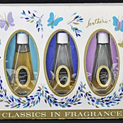 Fantastic, Vintage, Classics in Fragrance Boxed set from Lentheric: Shanghai, Miracle & Tweed Cologne