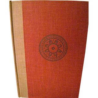 SALE The Age of Fable  pristine   Bullfinch   1942  heritage edition