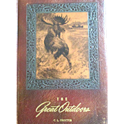 Reduced First Edition the Great Outdoors, Joe Godfrey, Frank Dufresne, Illus. Herb Chidley, 1947