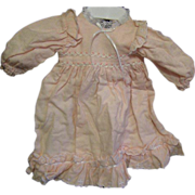 Sweet doll dress.