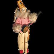 Peirott bisque head