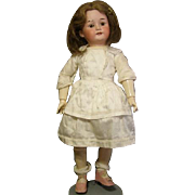 Antique bisque doll all original Christmas sale