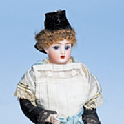 REDUCED Petite French Bisque Fashion in Regional Costume.