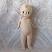 All Bisque German Googly Eye Doll