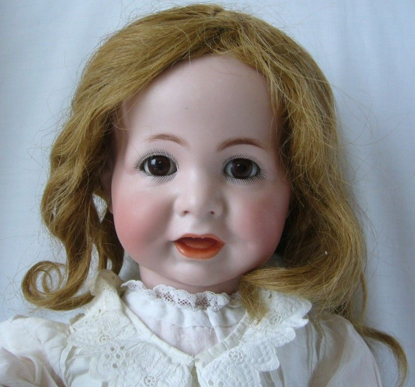 German 116A Happy Character Toddler by Kammer & Reinhardt