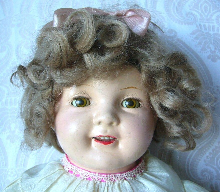 Madame Alexander Composition Mama Doll