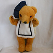 Vintage Limited Edition Childhood Classics Young Bully Bear by The House of Nisbet