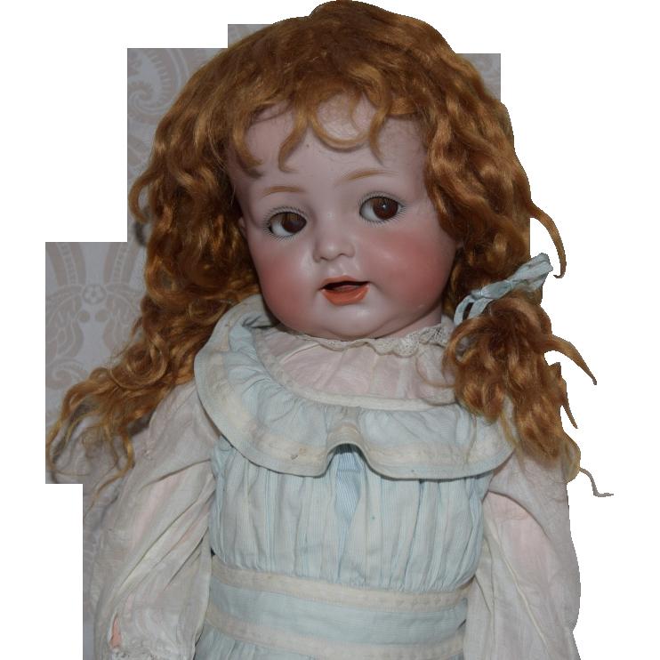 Kammer & Reinhardt German Bisque Head Character Toddler 122