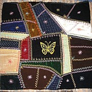 Victorian Crazy Quilt Square Best of the Best Mennonite Made