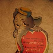 Charles Twelvetrees Elephant and Monkey Mechanical Valentine