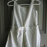 Victorian Era Small Childs Undergarments Undies Underwear for Display