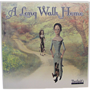 Book: A Long Walk Home Doll Auction Catalog