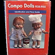 Book: Compo Dolls Volume 1928 - 1955  Identification & Price Guide