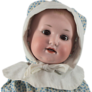 "German Character Baby Doll ""Baby Bobby"" Scarce Bargain"