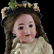 Gebruder Heubach Character Child SANTA #5730 Scarce