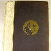 1930 Eastern Love, Powys Mathers, Ill Franz Felix, Volume II