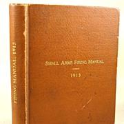 1913 War Department: Small Arms Firing Manual, Leonard Wood