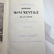 Histoire Monumentale de la France, Anthyme Saint-Paul, 1884
