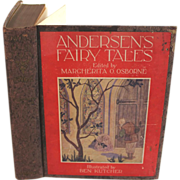 1930 Andersen's Fairy Tales, Illustrated by Ben Kutcher