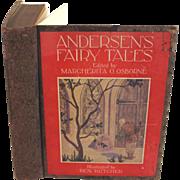 1930 Andersen's Fairy Tales, Illustrated by Ben Kutcher