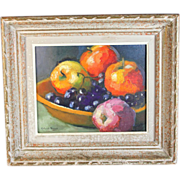 Still Life painting by French listed artist Gabriel Venet ( 1884-1954)