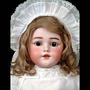 "Rare 27"" Simon & Halbig 1250 'Dainty Dorothy/Santa' Model C. 1895"