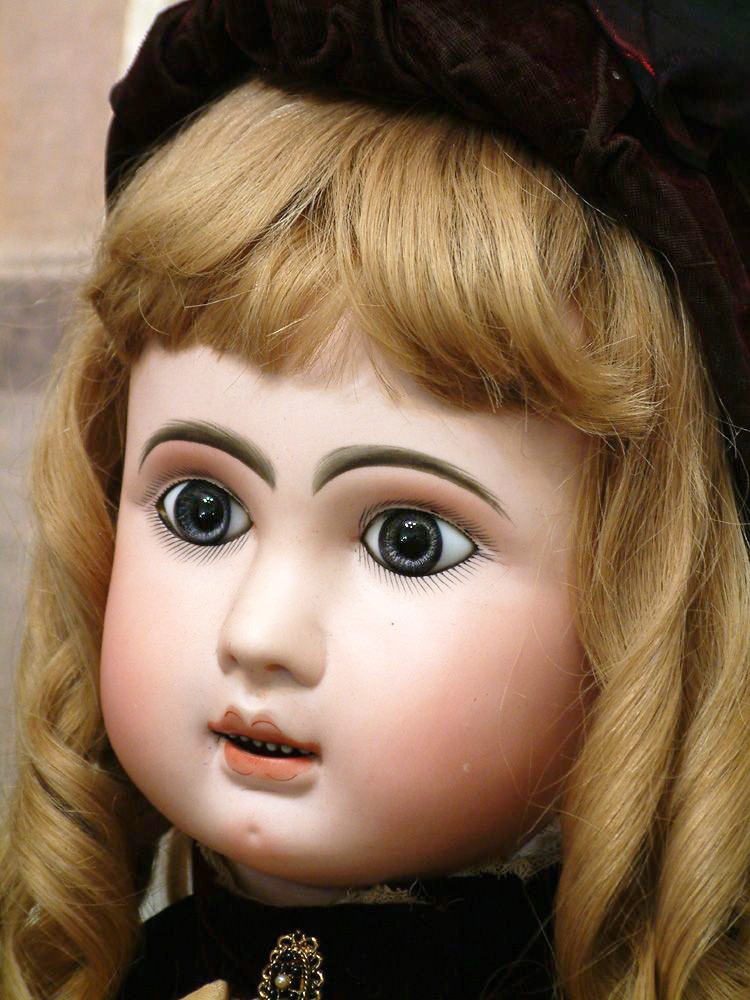 "One of a Kind Once in a Lifetime 38"" Figure A Steiner Antique French Bebe Doll All Antique STUNNER!"