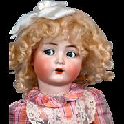 "Singular Beauty--19"" Kammer & Reinhardt 117n MEIN LIEBLING Flirty Character Child!"