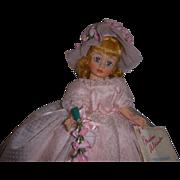 Vintage Madame Alexander Cissette Doll in Original Outfit!