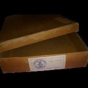 Vintage Norah Wellings Original Box with Label!
