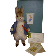 "MIB R John Wright ""Peter Rabbit"" from the Beatrix Potter Collection!"