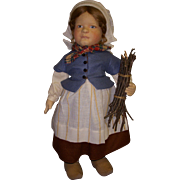 "MIB R. John Wright ""Gretel Brinker"" from the Storybook Doll Series!"
