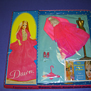 "Vintage MIP Dawn Fashion ""Silverbeam Dream #0714"" by Topper!"