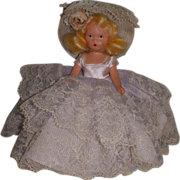 Nancy Ann Storybook Doll All-Time Hit Parade Boxed!