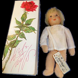 Vintage Kathe Kruse Doll Charming circa 1950 or 60