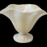 Gorgeous Carder Steuben Ivory Pillar Vase