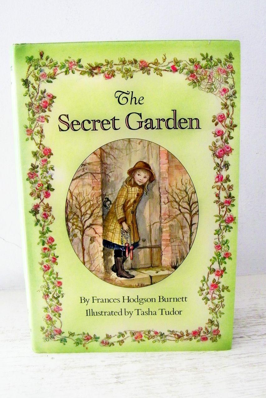 The Secret Garden The Tasha Tudor Edition 1962