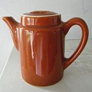Coors China Single Serve Tea Pot Restaurant Ware