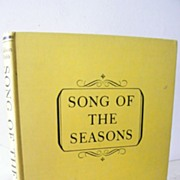 Song of the Seasons 1st Edition 1950
